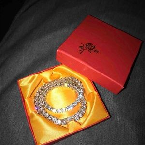 Other - Silver diamond chain